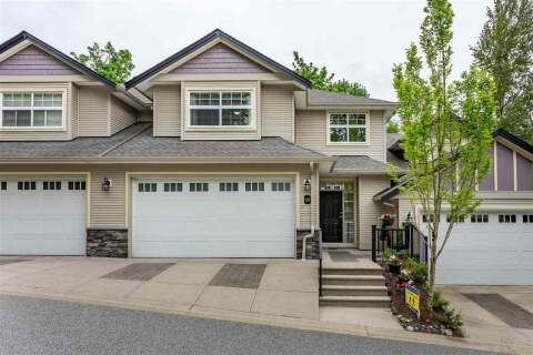 Townhouse for sale at 36260 Mckee Rd Unit 60 Abbotsford British Columbia - MLS: R2458612