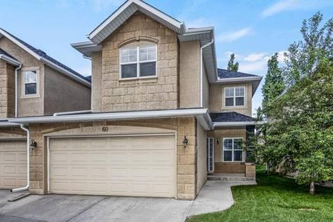 Townhouse for sale at 39 Strathlea Common Southwest Unit 60 Calgary Alberta - MLS: C4254497