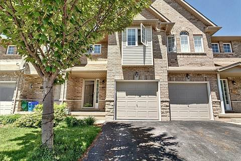 House for sale at 4055 Forest Run Ave Unit 60 Burlington Ontario - MLS: H4056374