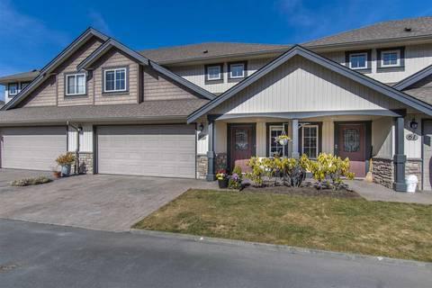 Townhouse for sale at 44523 Mclaren Dr Unit 60 Sardis British Columbia - MLS: R2346906