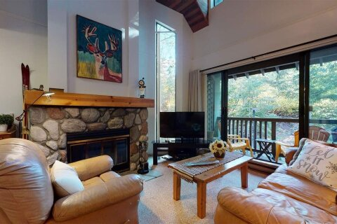 Townhouse for sale at 4510 Blackcomb Wy Unit 60 Whistler British Columbia - MLS: R2511677