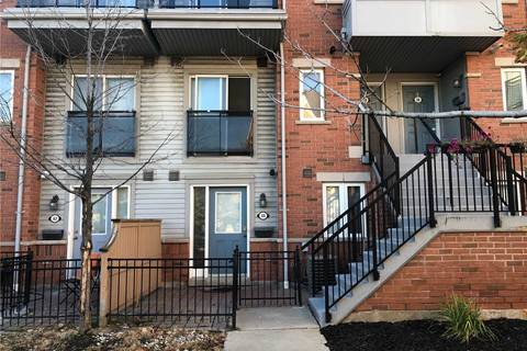 Condo for sale at 4620 Guildwood Wy Unit 60 Mississauga Ontario - MLS: W4577112