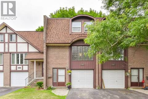Townhouse for sale at 49 Cedarwoods Cres Unit 60 Kitchener Ontario - MLS: 30744527