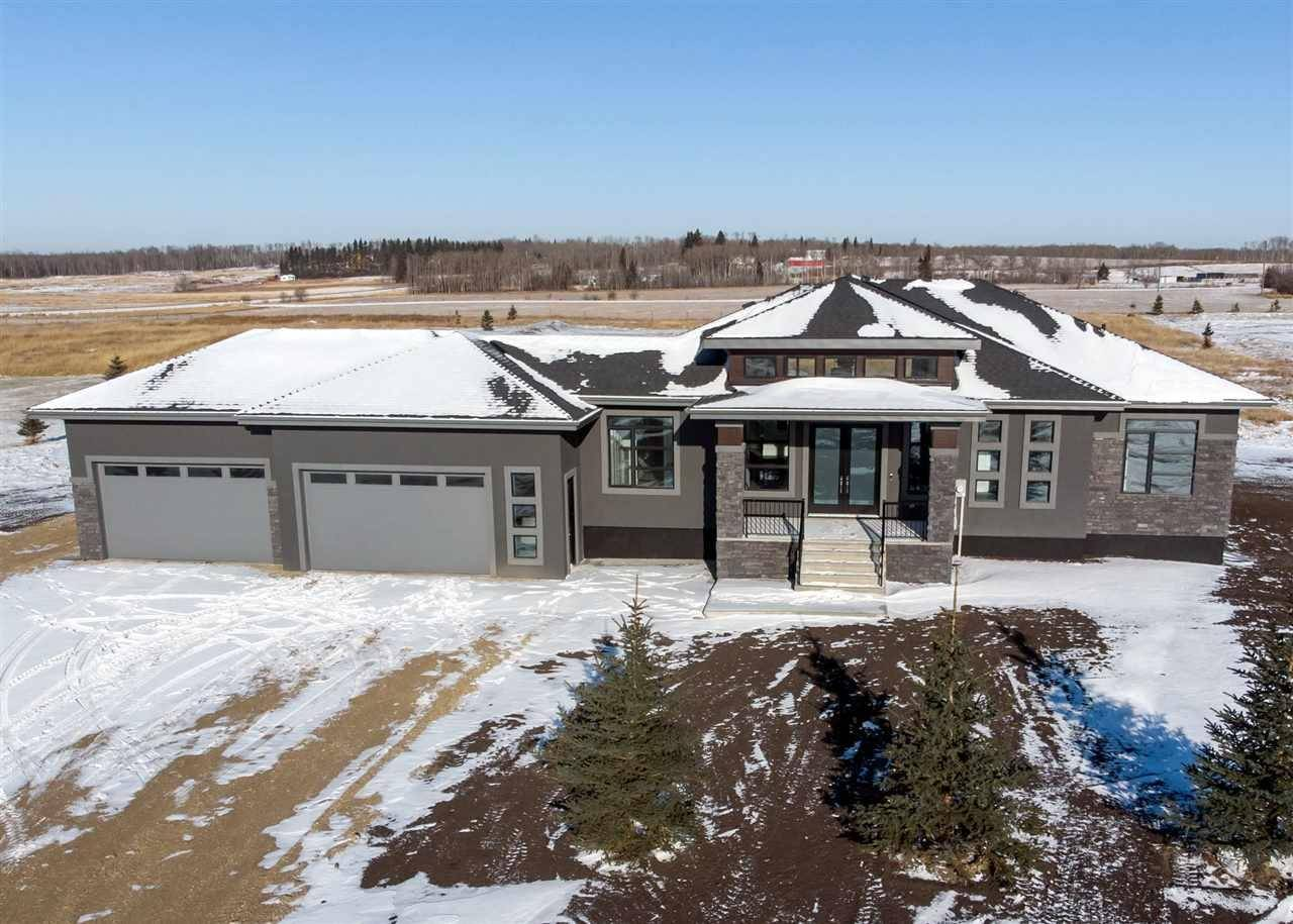 House for sale at 50509 Rge Rd Unit 60 Rural Leduc County Alberta - MLS: E4179348