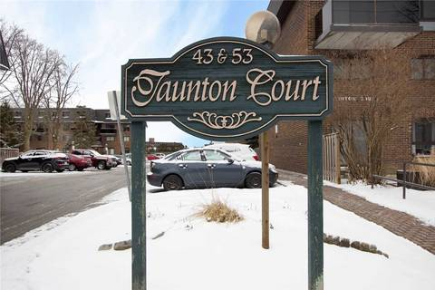 Condo for sale at 53 Taunton Rd Unit 60 Oshawa Ontario - MLS: E4686701