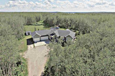 House for sale at 61119 Rge Rd Unit 60 Rural Bonnyville M.d. Alberta - MLS: E4158443