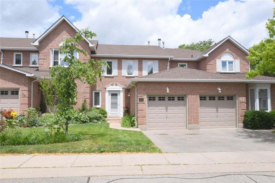 Townhouse for sale at 7 Davidson Blvd Unit 60 Dundas Ontario - MLS: H4081189