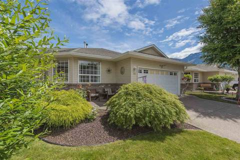 House for sale at 7292 Elm Rd Unit 60 Agassiz British Columbia - MLS: R2420285