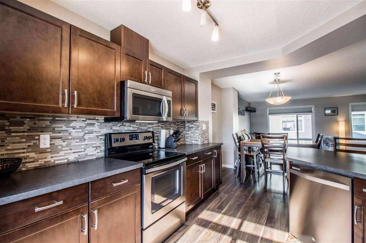 Townhouse for sale at 7503 Getty Gt Nw Unit 60 Edmonton Alberta - MLS: E4166981