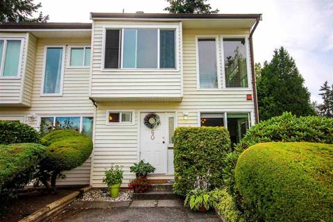 Townhouse for sale at 9386 128 St Unit 60 Surrey British Columbia - MLS: R2390583