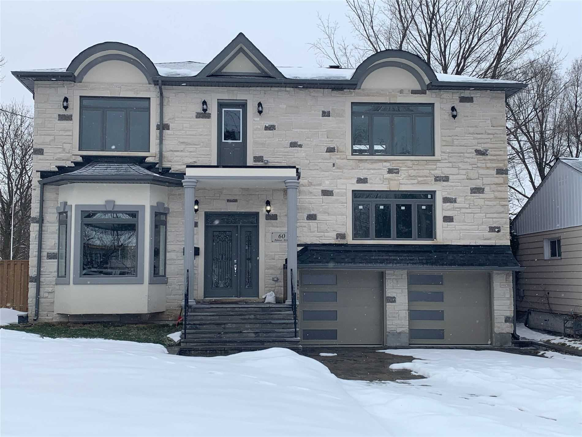For Sale: 60 Adanac Drive, Toronto, ON   4 Bed, 5 Bath House for $1629000.00. See 15 photos!