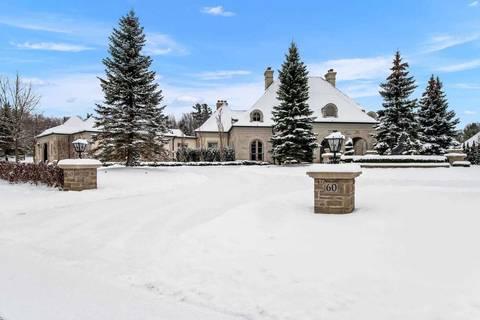 House for sale at 60 Adena Meadows Wy Aurora Ontario - MLS: N4637963