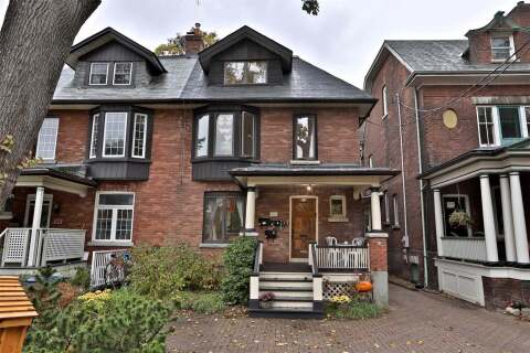Townhouse for sale at 60 Albany Ave Toronto Ontario - MLS: C4959066
