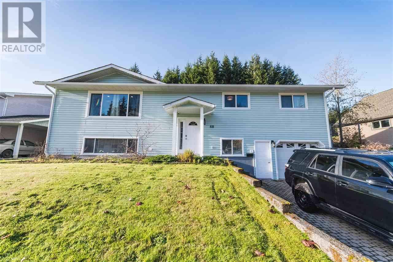 House for sale at 60 Angle St Kitimat British Columbia - MLS: R2417503