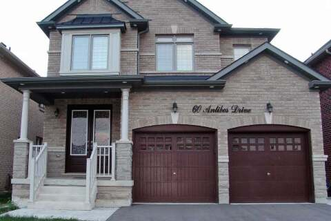 House for rent at 60 Antibes Dr Brampton Ontario - MLS: W4930031