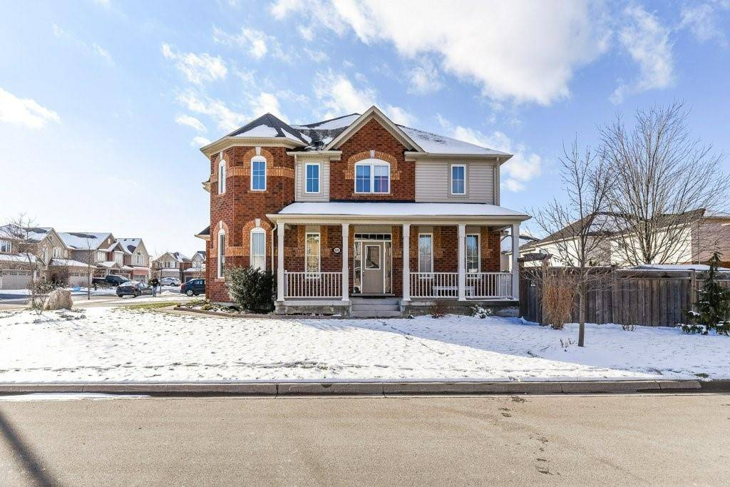 House for sale at 60 Barnacle Cres Ancaster Ontario - MLS: H4069963