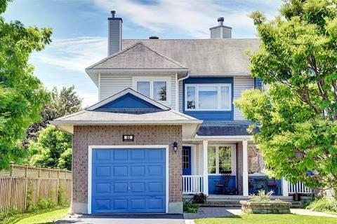 Townhouse for sale at 60 Beacon Wy Kanata Ontario - MLS: 1157900