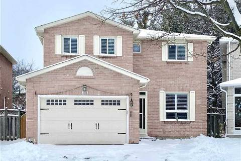 House for sale at 60 Beck Dr Markham Ontario - MLS: N4647778
