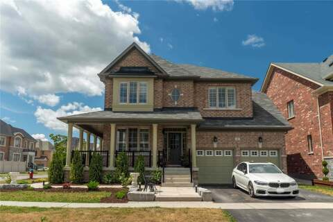 House for sale at 60 Belfry Dr Bradford West Gwillimbury Ontario - MLS: N4847479