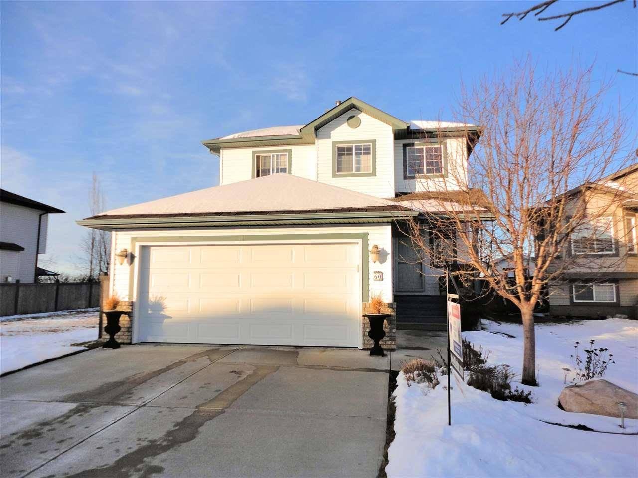 House for sale at 60 Birchmont Cres Leduc Alberta - MLS: E4173263