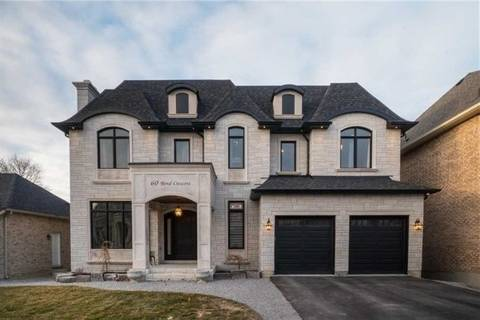 House for sale at 60 Bond Cres Richmond Hill Ontario - MLS: N4436637