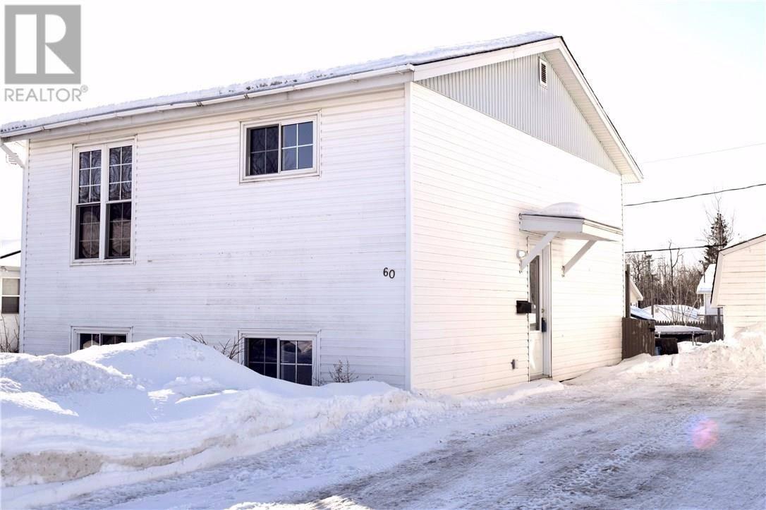 House for sale at 60 Braeburn Cres Moncton New Brunswick - MLS: M127421