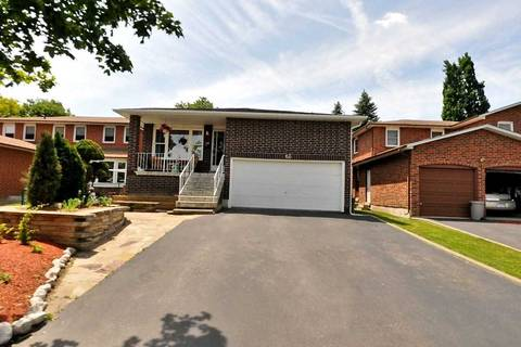 House for sale at 60 Braidwood Lake Rd Brampton Ontario - MLS: W4515292