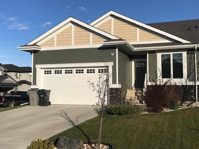 Townhouse for sale at 60 Brickyard Bn  Stony Plain Alberta - MLS: E4195532