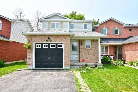 House for sale at 60 Bushford St Clarington Ontario - MLS: E4510066