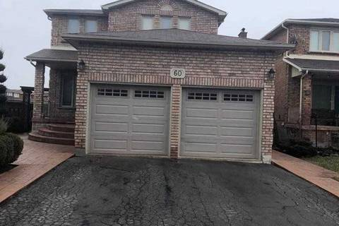 House for sale at 60 Cabinet Cres Vaughan Ontario - MLS: N4415825