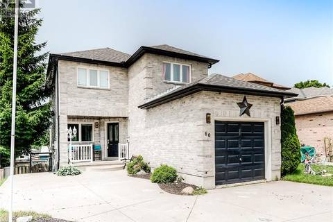 House for sale at 60 Canrobert St Woodstock Ontario - MLS: 30750640