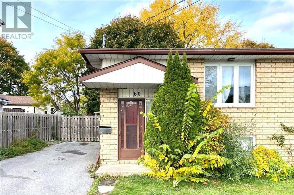 House for sale at 60 Catharine St Belleville Ontario - MLS: 40036370
