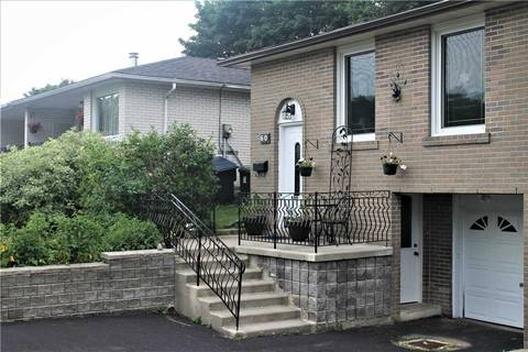 Townhouse for sale at 60 Clappison Blvd Toronto Ontario - MLS: E4518512