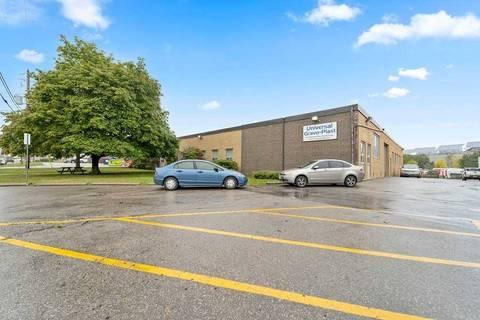 Commercial property for lease at 60 Continental Dr Toronto Ontario - MLS: E4611100