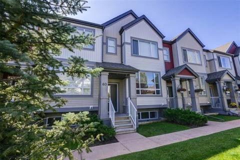 Townhouse for sale at 60 Copperpond Cs Southeast Calgary Alberta - MLS: C4263642