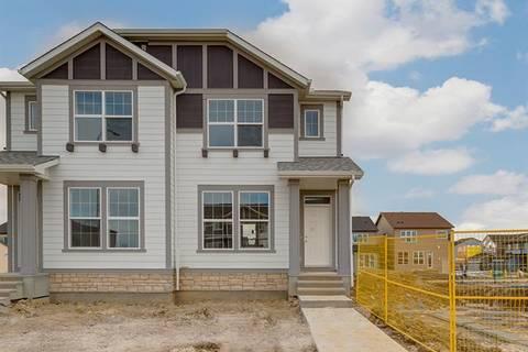 Townhouse for sale at 60 Cornerbrook Gt Northeast Calgary Alberta - MLS: C4268560