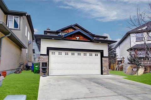 House for sale at 60 Cougarstone Manr Southwest Calgary Alberta - MLS: C4291948