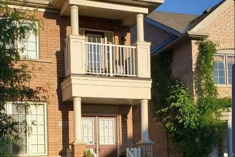 Townhouse for sale at 60 Cranwood Circ Brampton Ontario - MLS: W4498647