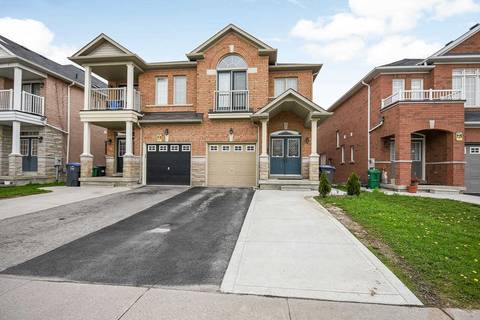 Townhouse for sale at 60 Crystalview Cres Brampton Ontario - MLS: W4453368