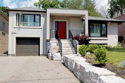House for sale at 60 Deevale Rd Toronto Ontario - MLS: W4490917