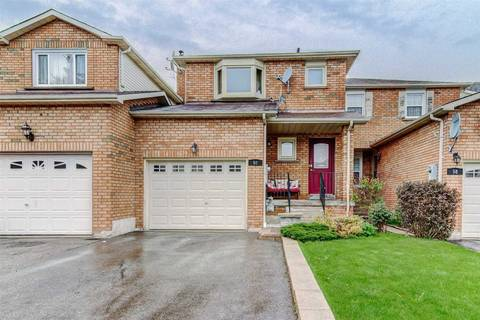 Townhouse for sale at 60 Dutch Cres Brampton Ontario - MLS: W4462363