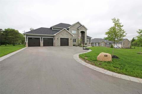House for sale at 60 Edmund St Caledon Ontario - MLS: W4809546