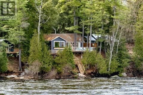 House for sale at 60 Fallsview Rd Bracebridge Ontario - MLS: 194587