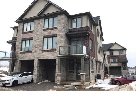 Townhouse for rent at 60 Farley Ln Hamilton Ontario - MLS: X4443985