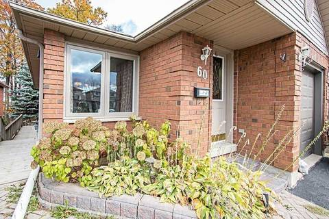 House for sale at 60 Ferguson Dr Barrie Ontario - MLS: S4604776