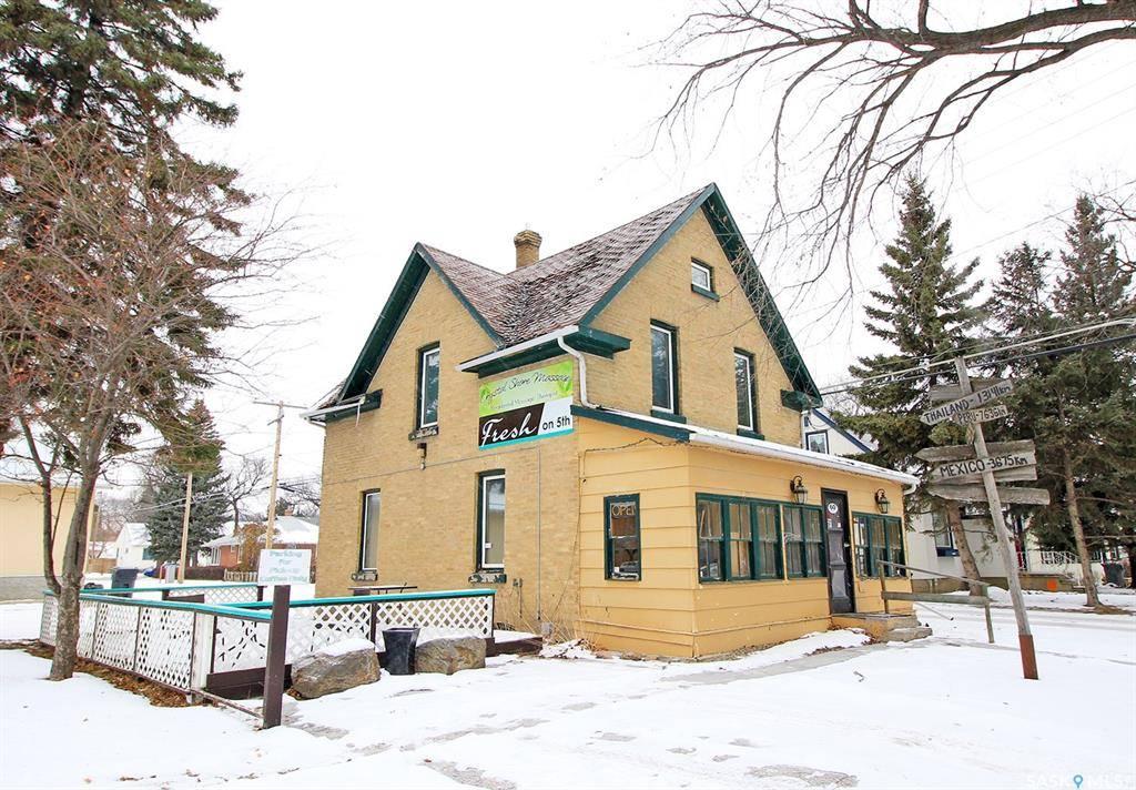 Commercial property for sale at 60 Fifth Ave N Yorkton Saskatchewan - MLS: SK791128