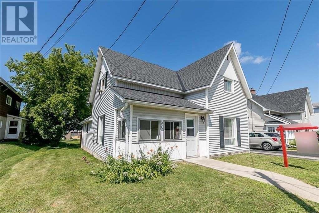 House for sale at 60 Fox St Penetanguishene Ontario - MLS: 273998