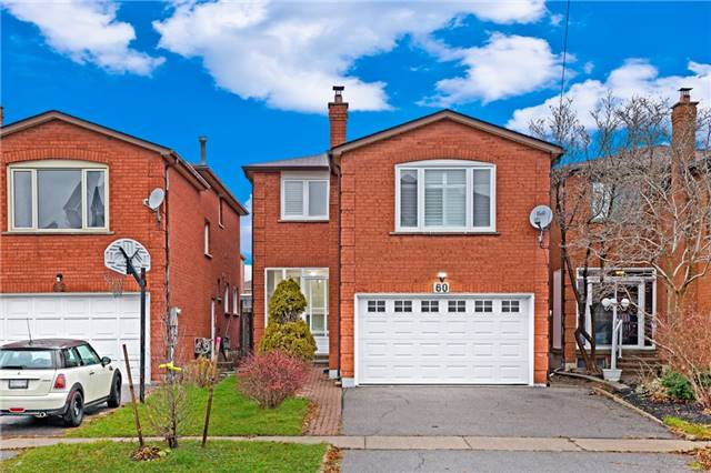 For Sale: 60 Gayla Street, Vaughan, ON | 4 Bed, 5 Bath House for $1,159,900. See 20 photos!