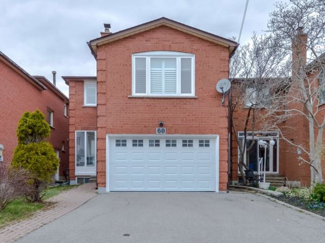 Removed: 60 Gayla Street, Vaughan, ON - Removed on 2018-07-17 09:51:14