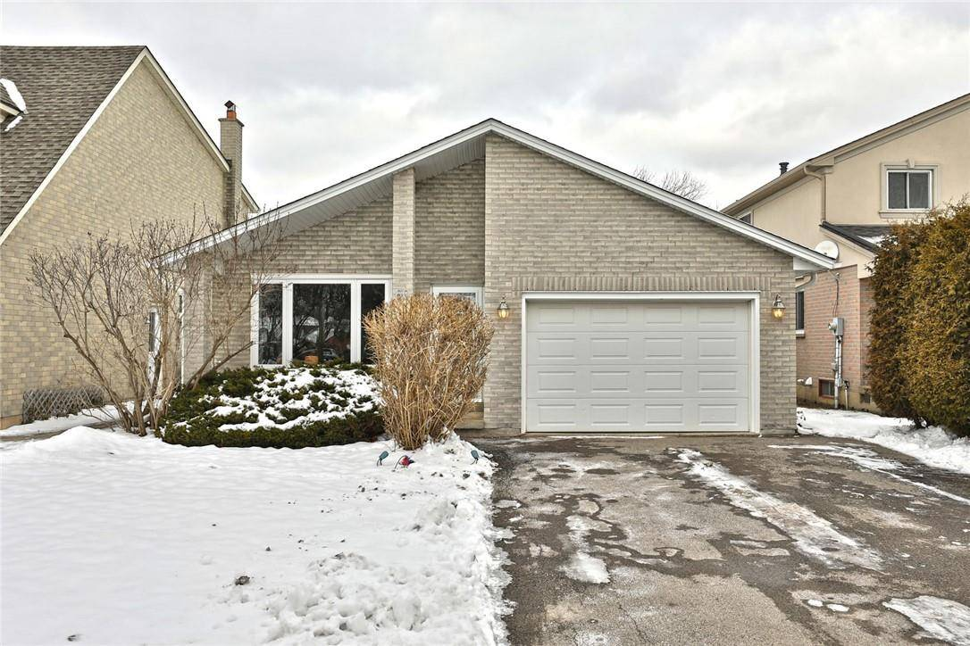House for sale at 60 Gerald Cres Stoney Creek Ontario - MLS: H4070954